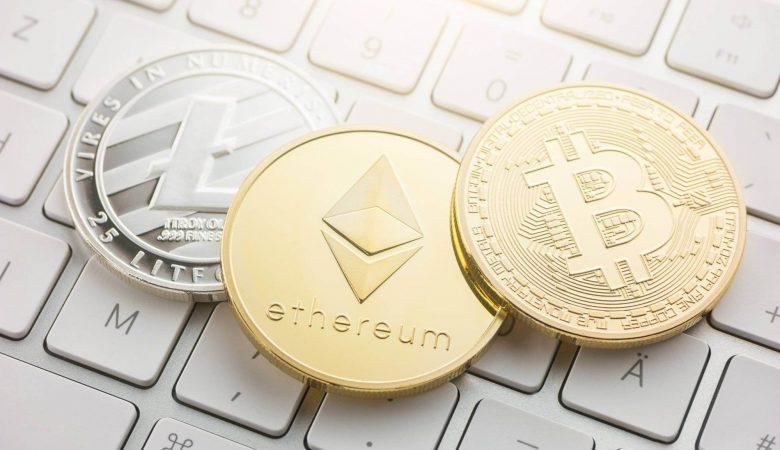 plusieur crypto-monnaies