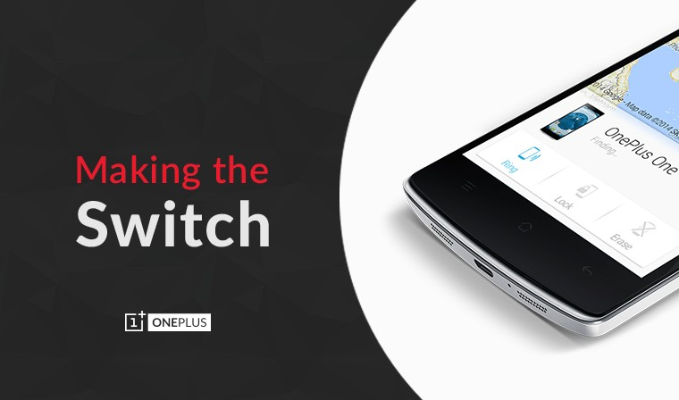 OnePlus Switch