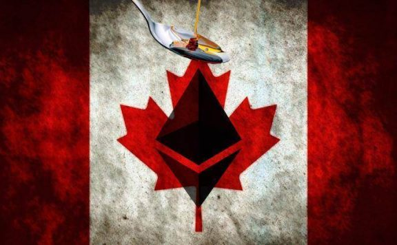 canada ether