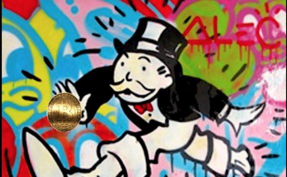 Alec Monopoly bitcoin