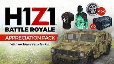 PACK H1Z1