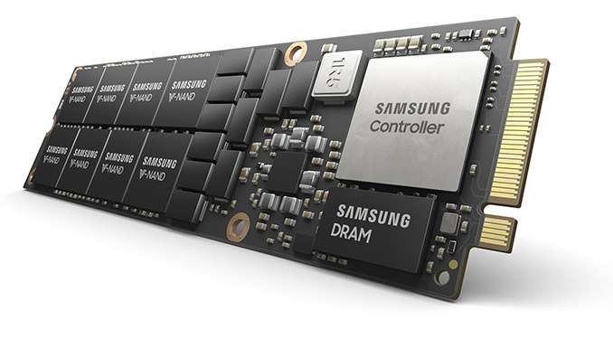 Record pour le nouveau SSD Samsung