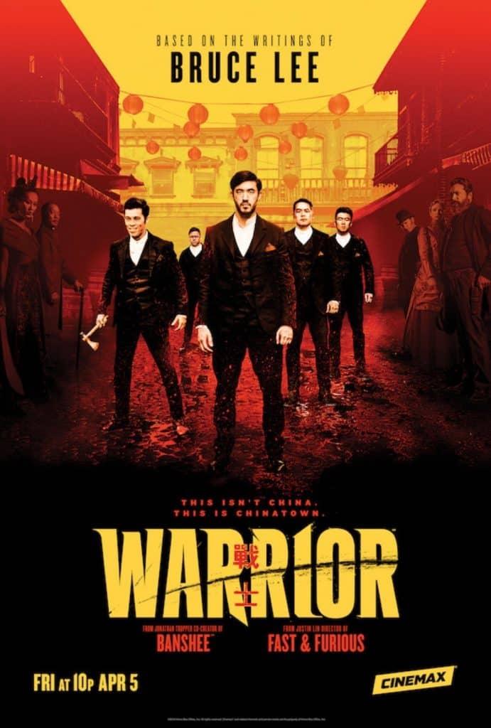 warrior (Cinemax/OCS) de Jonathan Tropper