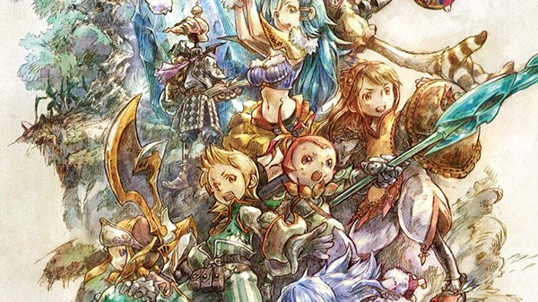 Final Fantasy Crytal Chronicles