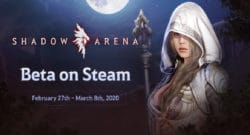 Shadow Arena Beta Test