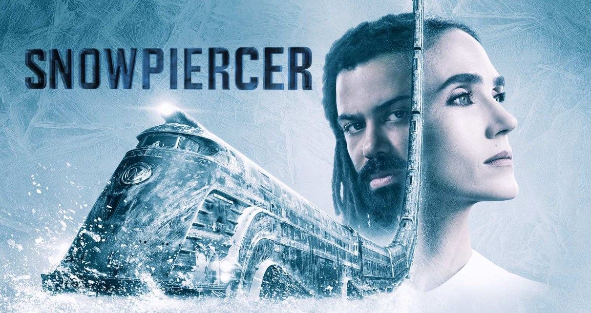 Affiche série Netflix Snowpiercer