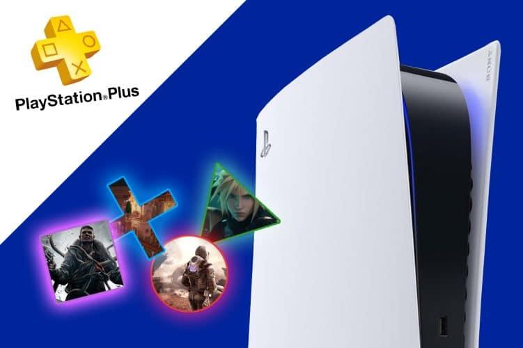 Jeux Playstation Plus Mars 2021